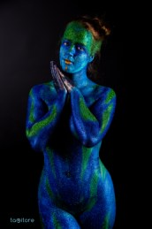 Bodypaint: Nosvertes Arts Foto: Tapitore Photography, Daniel Schlupp