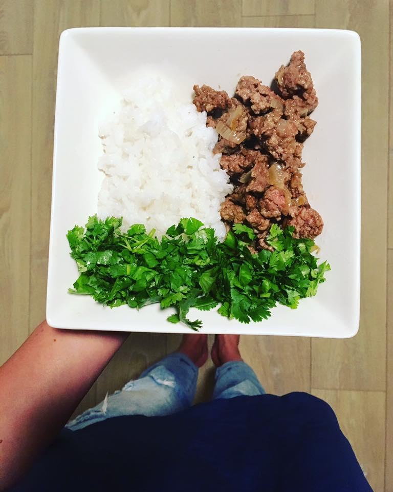 Ebéd/vacsora alternatíva (markáns anyagcsere-profilok számára remek)