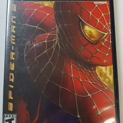 PS2 Spiderman 2