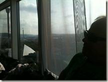 Täppas på Heaven23, Hotellets skybar