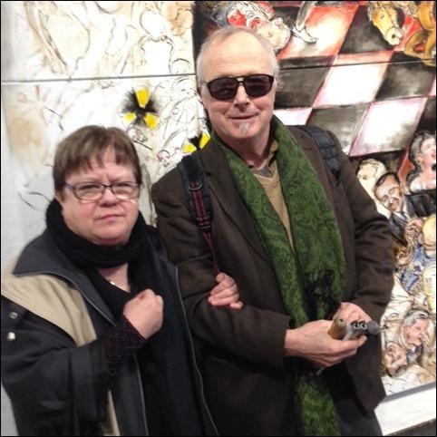 Ulla och jag