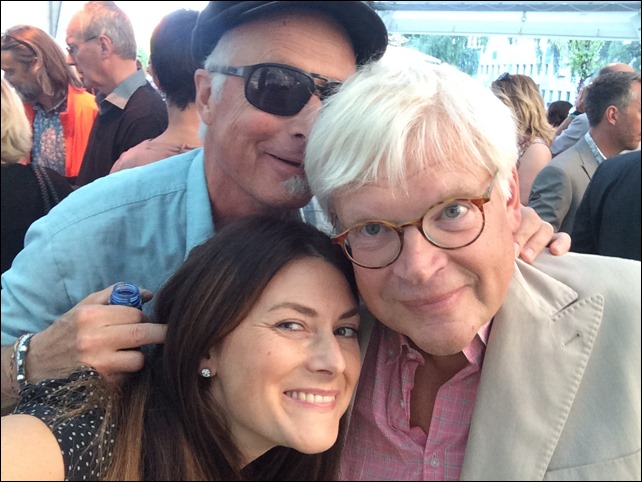 TullaMaja, Thomas Nordegren och jag
