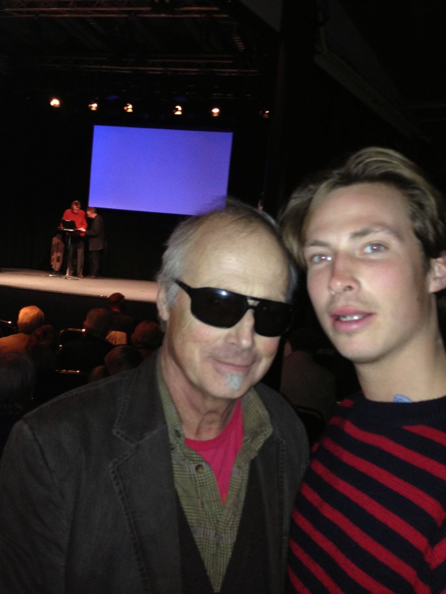 Jag och Felix + Rosling