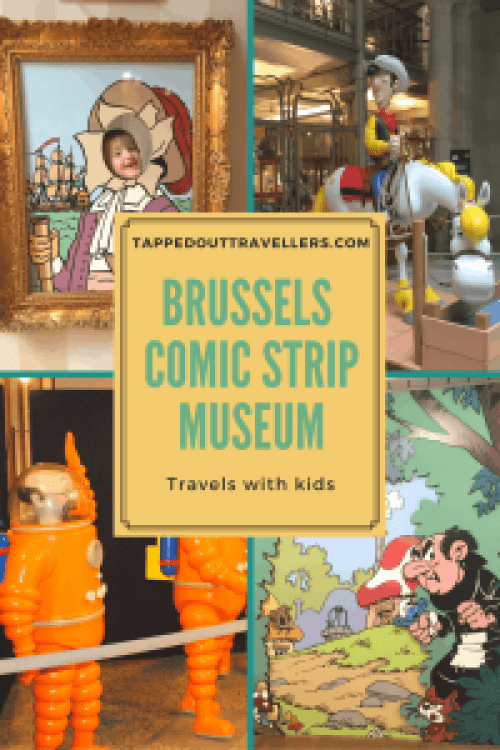 The Belgian Comic Strip Center (BCSC) In the heart of Brussels, the Comics Art Museum has become a main attraction...