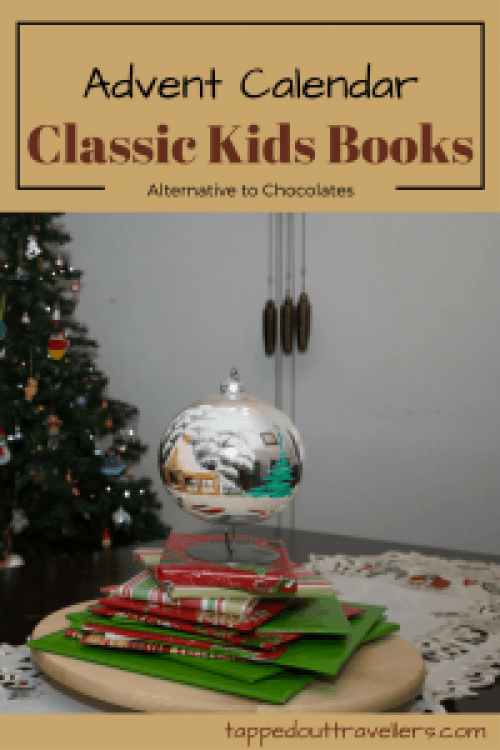 Classic books   Advent Calendar alternatives   Books for kids  