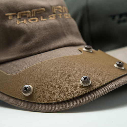 Tap Rack Holsters and Custom Kydex Swag Hats