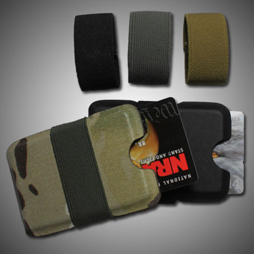 Custom Kydex Wallets by Tap Rack Holsters and Custom Kydex Gun Holsters
