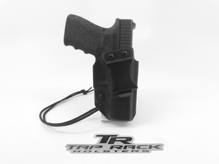 TRCIWBH   Tap Rack Clip Inside the Waistband Gun Holster with Clip