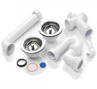 Kitchen Sink Waste Pipe Fittings Plumbing Fittings