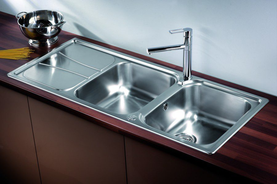 Carron Phoenix Zeta 215 Kitchen Sinks Amp Fittings Only 250