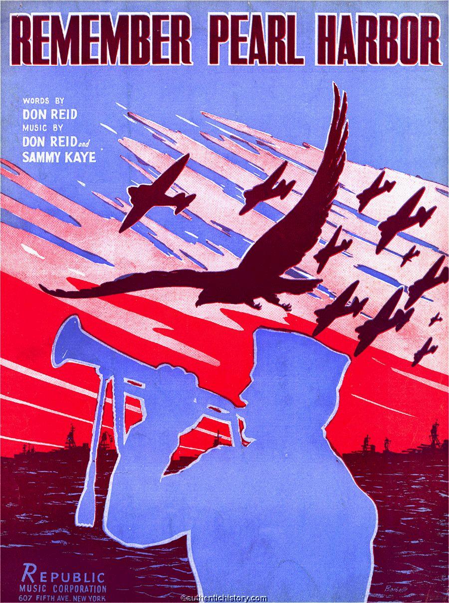 1941_SM_Remember_Pearl_Harbor_1