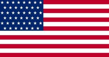 45 Star Flag