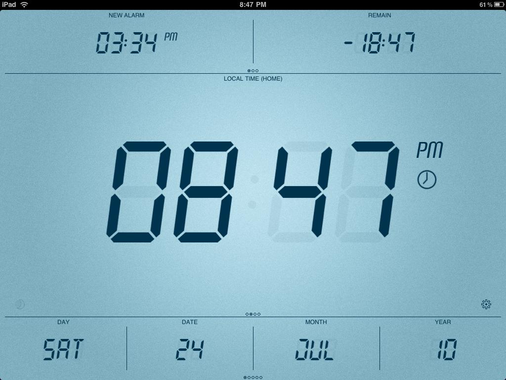 Date app countdown