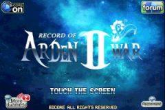 Record of Arden War 2