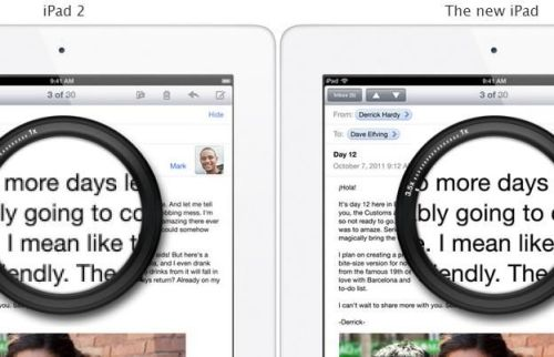 The New iPad 3 Announced