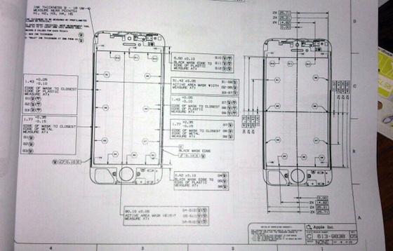 iPhone 5 Schematic