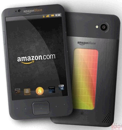 iphone 5 rival device mock up from Amazon