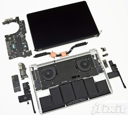 apple's new macbook pro with retina display is a performance and design marvel that is challenging epeat recycling standards.