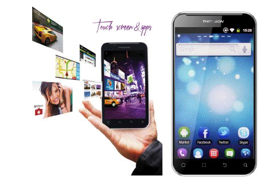 Galaxy Note 2 Alternative Thomson X-View 2 pic 2