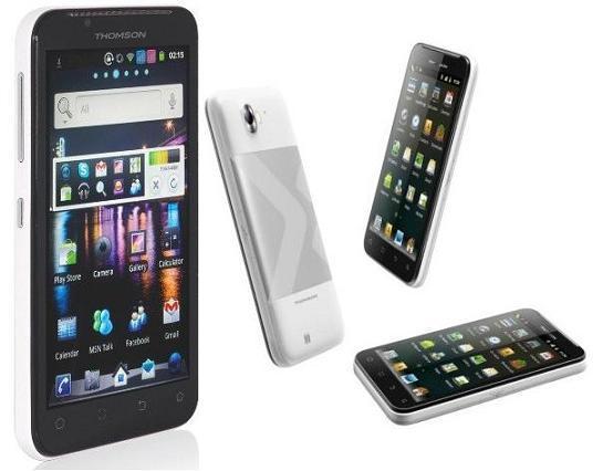 Galaxy Note 2 Alternative Thomson X-View 2
