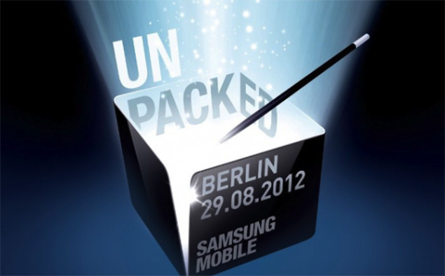Galaxy Note 2 Rumors Samsung Unpacked