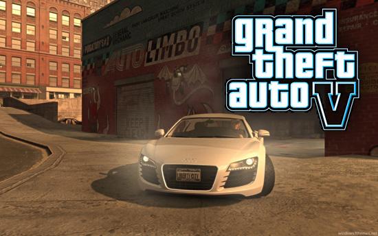Xbox 720 Grand Theft Auto V