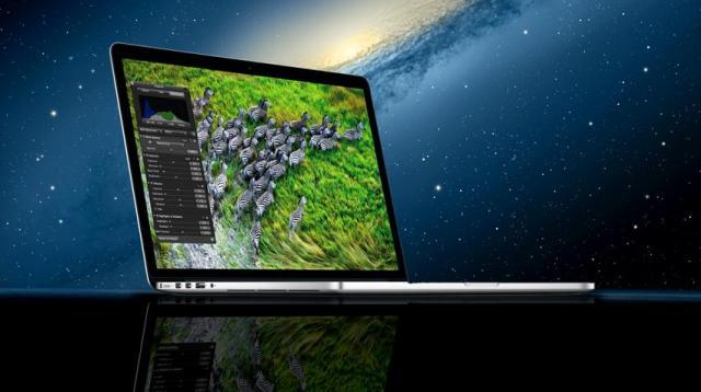 Retina MackBook Pro