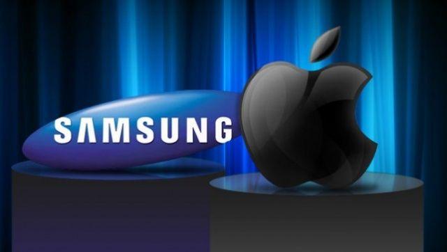 Samsung versus Apple