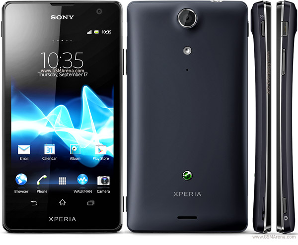 Galaxy Note 2 Alternative Sony Xperia TX