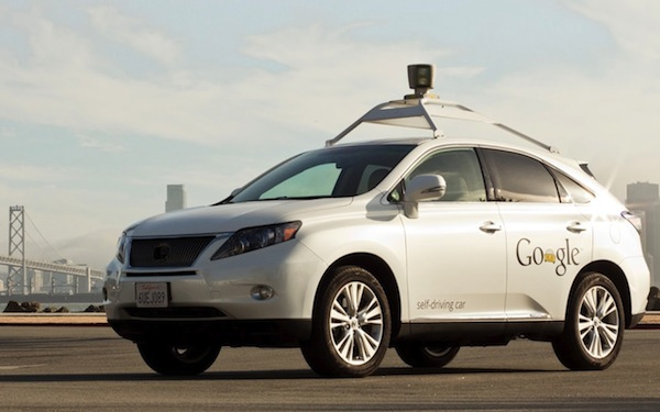 Google Android Self Driving Car