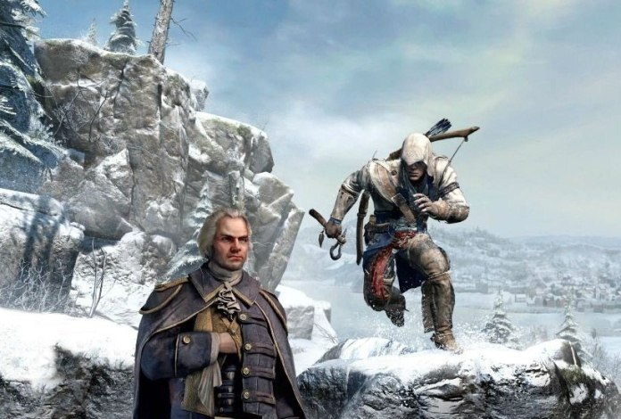 Playstation 4 Assasin's Creed III Ubisoft
