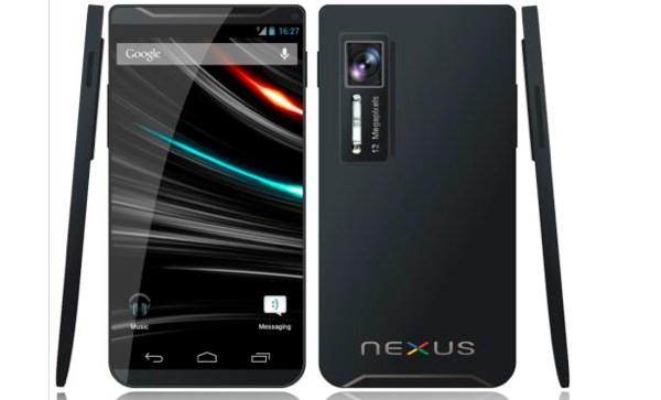 Samsung Galaxy Nexus 2 Concept