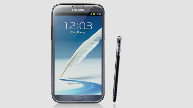 Samsung Galaxy Note 2 UK Launch