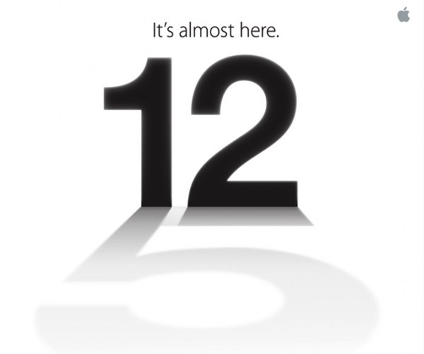 Apple is finally ready to get real — the official iPhone 5 release date is September 12 and anything else that arrives on or after that date will be gravy, just gravy.