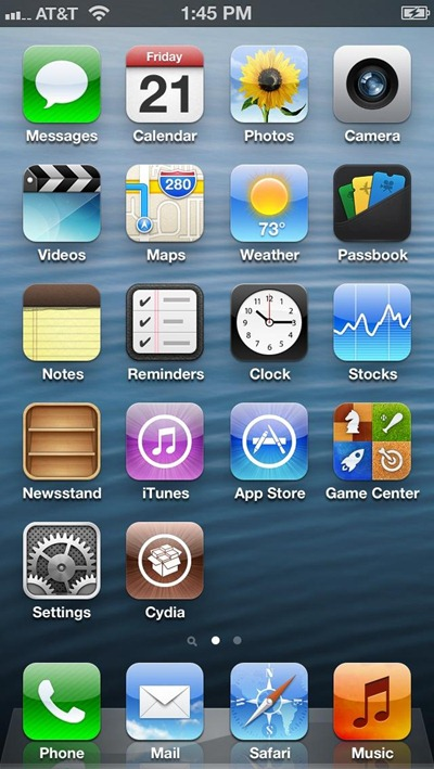 jail1 iPhone 5 Launched Today, Already Jailbroken?