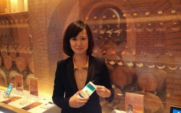 Huawei Ascend D2 event