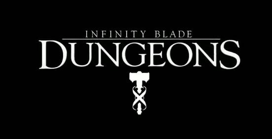 Infinity Blade Dungeons Logo