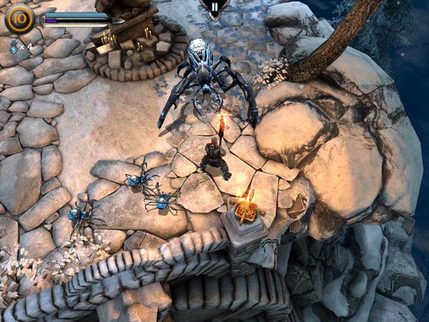 Infinity Blade Dungeons Screen