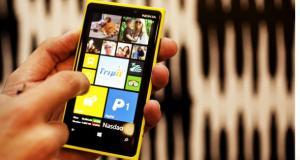 Nokia Lumia 920 Yellow