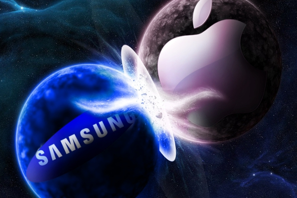 Samsung vs Apple iPhone 5