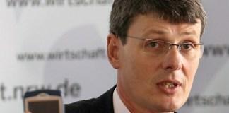 RIM CEO Thosten Heinz