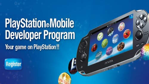 Playstation Mobile Developer Program