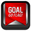 goal go flag iphone app