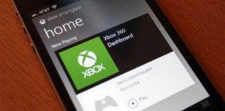 Xbox SmartGlass iOS