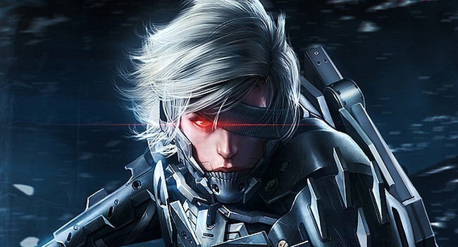 Raiden Metal Gear Rising Revengeance