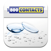 1-800 contacts iphone app