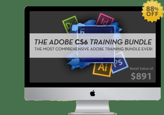 Adobe CS6 training
