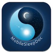 mobilesleepdoc iphone app