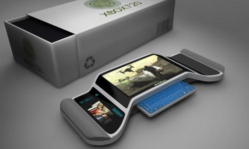 Xbox 720 controller