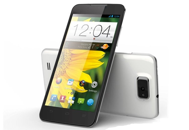 ZTE Grand Memo Mobile World Congress